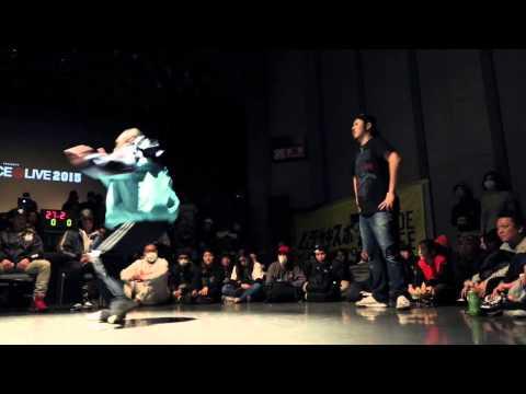 全国からバトラーが集結!最終予選DANCE@LIVE 4STYLES KANSAI CHARISMAX 2015結果&動画!