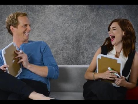 45-Second Portraits with the Cast of You're the Worst