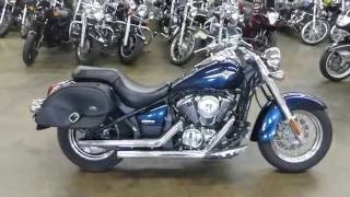 7. 2006 Kawasaki vulcan 900 description