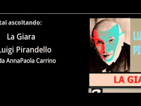 Video of La Giara (Audiolibro)