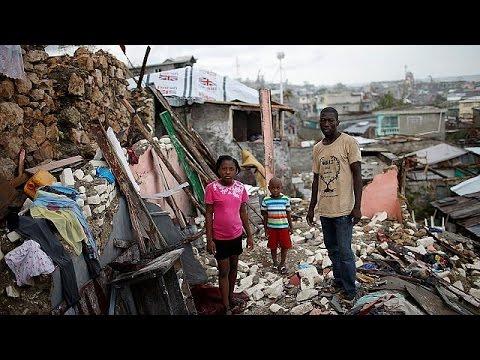 Συγγνώμη Μπαν Κι Μουν για την επιδημία χολέρας στην Αϊτή