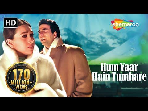 Hum Yaar Hain Tumhare (Female) | Haan Maine Bhi Pyaar Kiya | Akshay Kumar | Karishma Kapoor