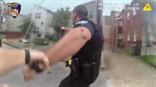 Nonton Bodycam Captures Fatal Police Shootout In Baltimore  Maryland     Volume Warning  Film Subtitle Indonesia Streaming Movie Download