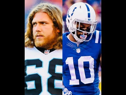 Jaguars sign G Andrew Norwell, WR Donte Moncrief | Jaguars Free Agency Update