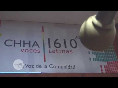 Undécimo Aniversario CHHA 1610 AM RADIO VOCES LATINAS