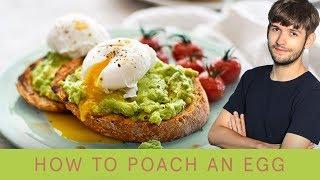 So gelingt dir das perfekte pochierte Ei! | Michis Küche | Michael Buchinger