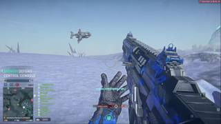 PlanetSide 2 PS4 Gameplay