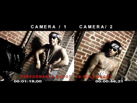 Waka Flocka x Wooh Da Kid – U The Type [Behind The Scenes]