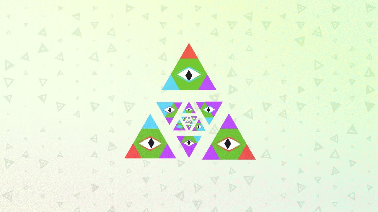 'Yankai's Triangle' Review - A Game with Kaleidoscope Eyes
