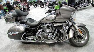 10. 2014 Kawasaki Vulcan 1700 Voyager ABS Walkaround - 2013 New York Motorcycle Show