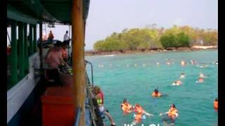 Snorkeling Trip Nearby Islands Around Koh Chang, Trat, Thailand