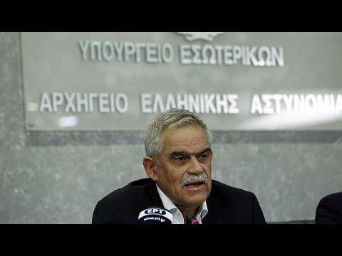 Παραιτήθηκε ο αναπληρωτής υπ.Προστασίας του Πολίτη Νίκος Τόσκας…