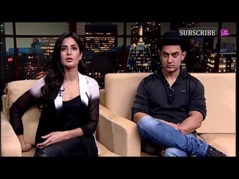 Aamir Khan pulls Katrina's Leg   Zee ETC   YouTube