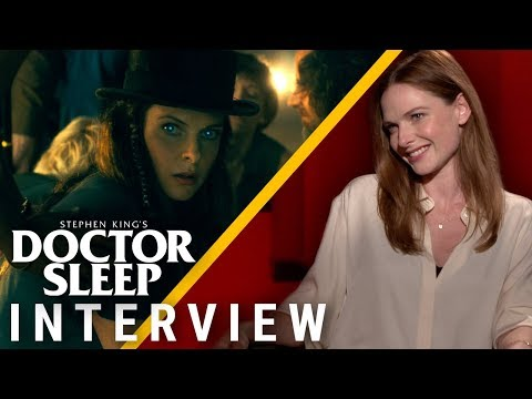 Doctor Sleep Spoiler Talk with Mike Flanagan, Rebecca Ferguson and More