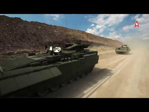 Документальный фильм осекретах перспективного танка Т-14 «Армата»