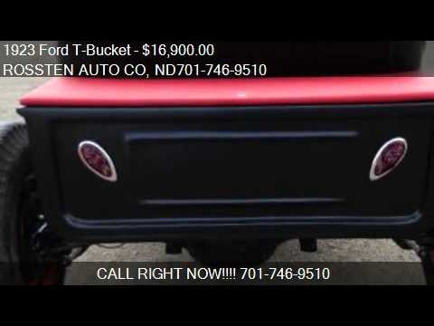 1923 Ford T-Bucket  – for sale in GRAND FORKS, ND 58203