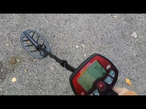 Metal Detecting - First Hunt With The Bounty Hunter Land Ranger Pro