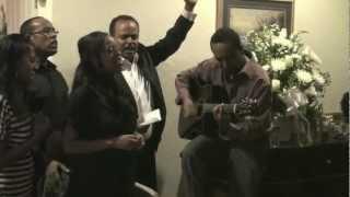 Dr Tibebu Haile-Selassie Home Going Celebration DVD-1 Aurora Colorado.m4v (Amharic Mezemur)