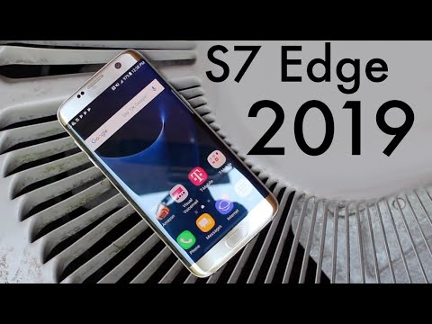 Samsung Galaxy S7 Edge In 2019! (Still Worth It?) (Review)