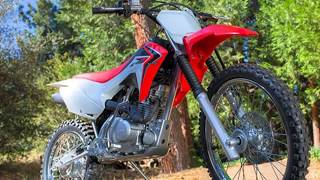 9. 2018 Honda® CRF®125F For Sale | Owen Motor Sports in Charleston, IL