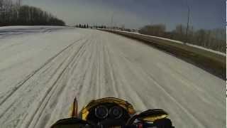9. Ski-Doo MXZ ADRENALINE 600 H.O SDI (30-03-2013) Part 3