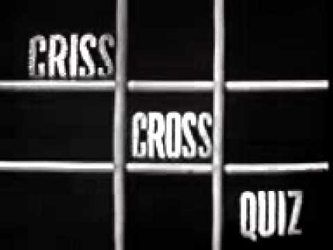 Criss Cross Quiz