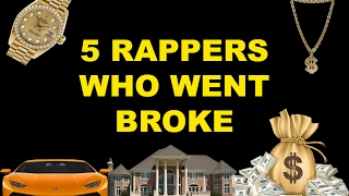 Video 5 Rappers Who Went From Rags To Riches then Riches To Rags MP3, 3GP, MP4, WEBM, AVI, FLV Juni 2018