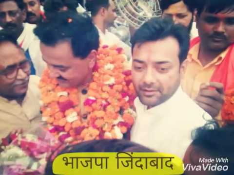 Video BJP Anthem Guddu Rajput Youth Icon download in MP3, 3GP, MP4, WEBM, AVI, FLV January 2017
