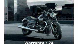 3. 2013 Moto Guzzi California 1400 Custom Specification and Walkaround