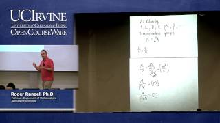 Engineering MAE 130A. Intro to Fluid Mechanics. Lecture 10.