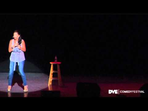 DVE Comedy Festival - Tammy Pescatelli - Theory of Relativity
