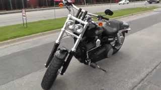 6. 2011 Harley-Davidson Fat Bob - Used Motorcycle For Sale