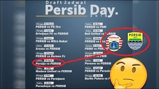 Video Jadwal Persib Putaran 2 Liga Gojek Traveloka MP3, 3GP, MP4, WEBM, AVI, FLV September 2018