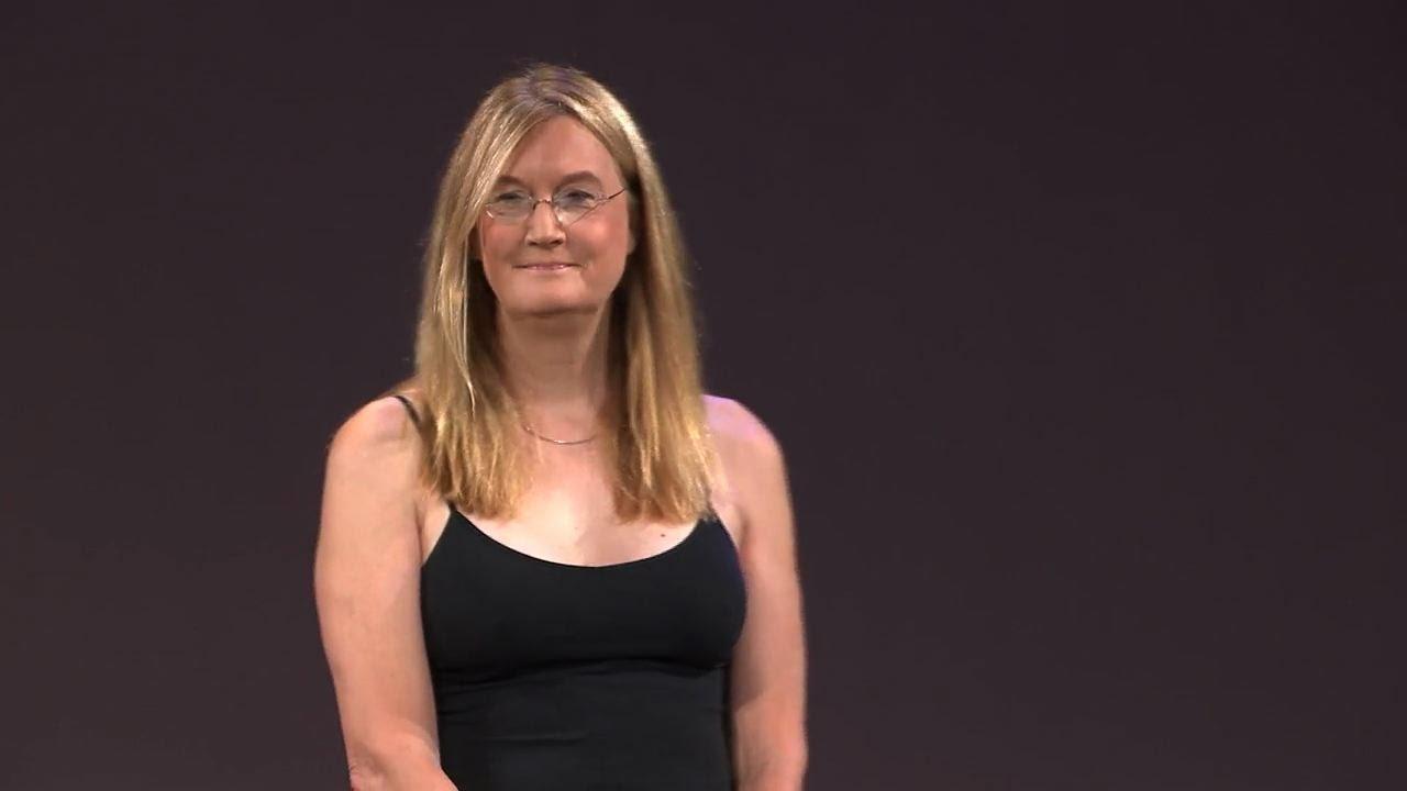 A transgender path home | Jennifer Finney Boylan | TEDxMet
