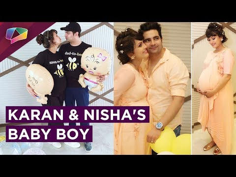 Karan Mehra And Nisha Rawal Share Their Baby Boy's