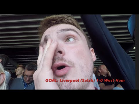 LIVERPOOL VS WEST HAM (4-0) | AWAY DAY | OUTCLASSED | HERE WE GO AGAIN....!