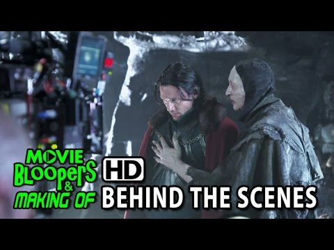 Dracula Untold (2014) Making of & Behind the Scenes (Part2/2)