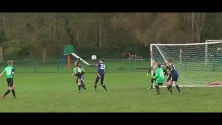 11 Year old FDS Harrogate Footballer - Scorpion Kick