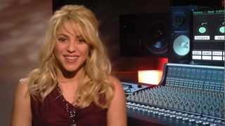 Un mensaje de Shakira
