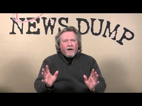 Gregory Crawford's Weekly Rant! -- Jan. 3, 2014 -- Friday News Dump