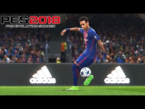 PES 2018 - Gameplay Compilation #3 | SKILLS & BODY CONTACT