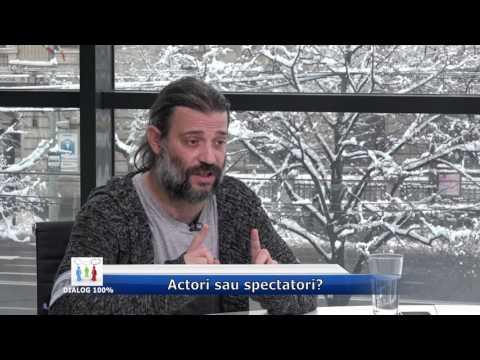 Emisiunea Dialog 100% – 9 februarie – Invitat, Ionuț Burlan