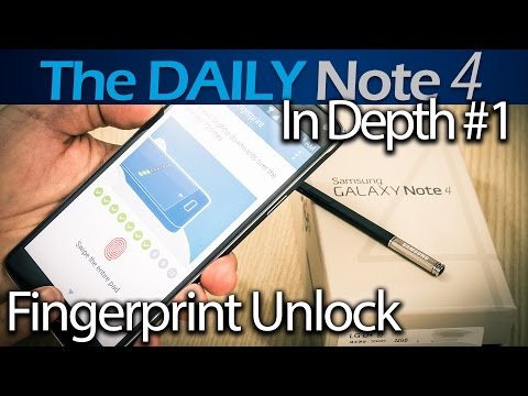 samsung - Welcome to the first part of the In-Depth series for the Samsung Galaxy Note 4 on The Daily Note.Net. Enjoy and please request videos of features you'd like to see. Also, check out my Tips...