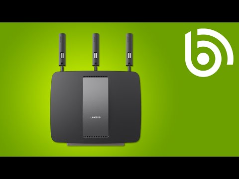 Linksys EA9200 Smart Wi-Fi Router