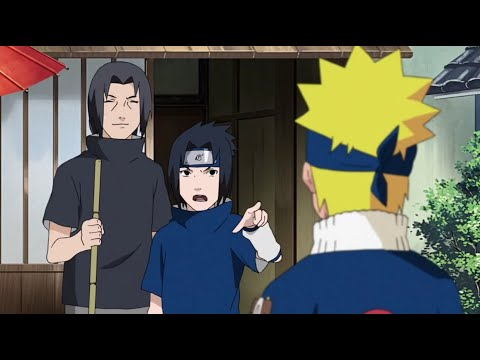 Naruto Visits Sasuke's House, Naruto Meets Nine Tails And Summon Gamabunta English Dub Naruto