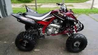 2. 2009 Yamaha Raptor 700R Special Edition