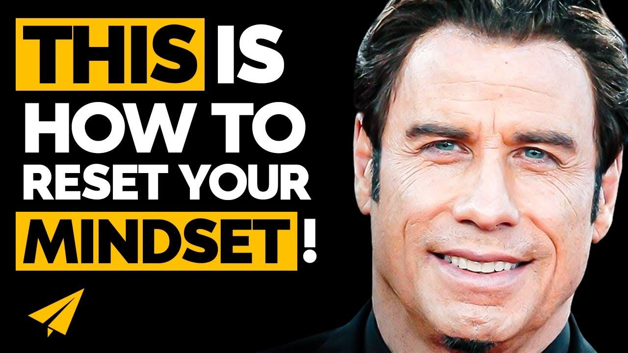 #Believe in JOY - John Travolta - #Entspresso