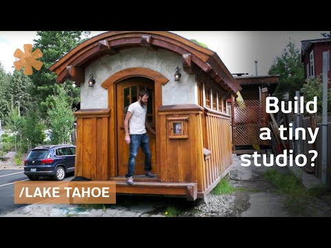 Lake - When brothers Tyler and Shaun Bratt began building a structure in their front yard they had plans for a sauna, but mid-build they decided they'd prefer something more practical. Hundreds...