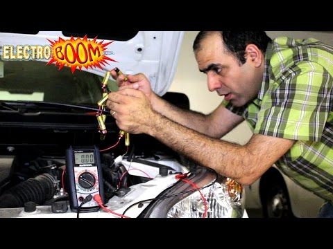 You Can Jump Start Your Car With 12 AA Batteries But Maybe