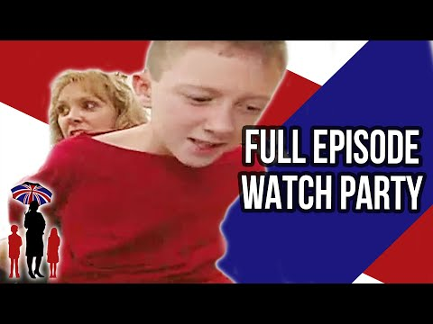 WATCH PARTY: Season 3 Episode 7 -The Haines Family | Full Episode | Supernanny